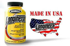 Longinexx Male Enhancement Penis Enlargement Pills Supplement BRAND NEW
