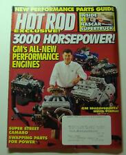 HOT ROD MAGAZINE MARCH/1996..3000HP: GM'S ALL-NEW PERFORMANCE ENGINES