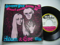 Adam & Eve - Shaggy Dog    Vinyl :  Mint (-) / Cover:excellent