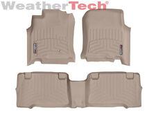 WeatherTech Floor Mats FloorLiner - Toyota 4Runner - 2003-2009 - Tan