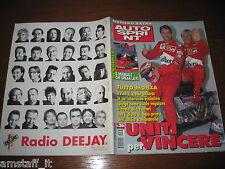 AUTOSPRINT 1999/36=COVER EDDIE IRIVINE MIKA SALO FERRARI=PUBBLICITA RADIO DEEJAY
