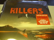 The Killers  - Battle Born - ltd.180g RED 2 LP Vinyl  /// Neu & OVP
