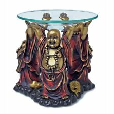 Duftlampe Aromalampe Buddha Glücksbuddha Indien Tibet Nepal Raumduft Deko AL60