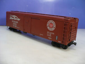 BRASS O Max Gray Seaboard 50' Round Roof Box Car C/P NO RESERVE
