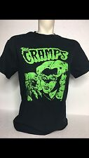 The Cramps Shirt T-shirt GLOW N THE DARK Psychobilly Punk LIMITED S M L XL LUX