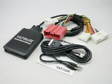 For New Mazda With Canbus 3 5 6 MX-5 CX-7 RX-8 /usb sd aux ipod/iphone interface