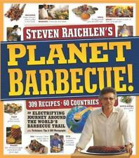 (NEW) Planet Barbecue! : 309 Recipes 60 Countries by Steven Raichlen (Paperback)