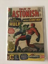 Silver Age Marvel Tales to Astonish #59