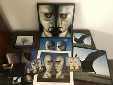 Pink Floyd The Division Bell 20th Anniversary Deluxe Edition [NM CD Box Set]