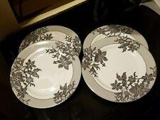 Very Rare - RALPH LAUREN China Cocktail Dress Salad Plates Set of 4 - NWOT