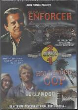 THE ENFORCER/HOLLYWOOD COP  JOE PESCI JIM MITCHUM TROY DONAHUE NEW DVD