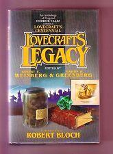LOVECRAFT'S LEGACY (Robert Weinberg & Martin H. Greenberg, editors/1st US)