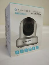 Amcrest IPM-721S 720P WiFi IP IR Security Surveillance CCTV Camera System HD