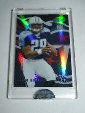 2007 ETOPPS RC. CHRIS HENRY TENNESSEE TITANS 650/749 CARD IN HAND