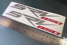 SRV850 Stickers Decals for Aprilia SRV 850