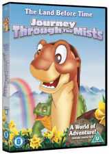 """The Land Before Time IV (4) - """"Journey Through The Mists"""" DVD 2006 (Region 2)***"""