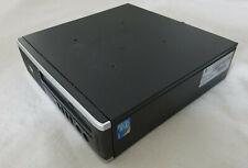HP Compaq 8000 Elite Core 2 Duo E7500 @ 2.93GHz 4GB DDR3 USDT Tiny mini PC o.NT.