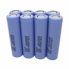 8X 18650 Samsung 3000mAh Batería Li-ion Recargable Alto Consumo Para Notebook UK