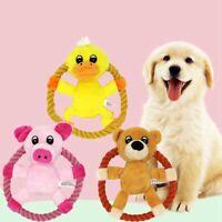 Unzerstörbares Hundespielzeug Hundespielzeug für große Hunde Cartoon Puppy Chew