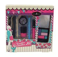 Creative Cosmetic Makeup Kit Lip Gloss Nail Polish Eyeshadow Eyeliner Gift Set