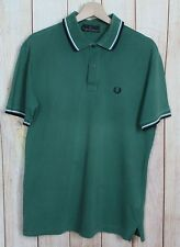 POLO UOMO - FRED PERRY - TG. 44 - MADE IN ITALY - MAN'S T-SHIR POLOSHIRT #91