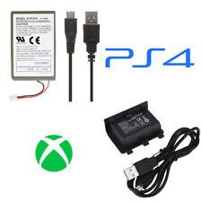 Batterie rechange pour manette Microsoft XBOX ONE 2400mah ou Sony PS4 2000mah !