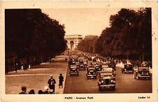 CPA PARIS 16e-Avenue Foch (326510)