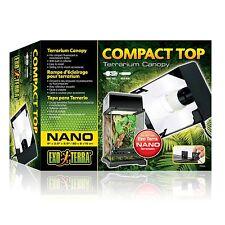 EXO Terra Pt2224 Nano Compact Top Canopy 20 Cm