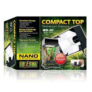 Exo Terra Compact Top Nano 20cm Light