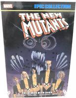 New Mutants Epic Collection Vol 2 The Demon Bear Saga Marvel Comics New TPB