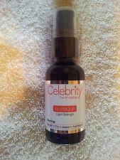 """Celebrity The """"A"""" List Peel Glamour Light Strength 1 oz Bottle *READ INFO BELOW!"""