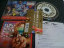 SAMMY HAGER, VAN HALEN / red voodoo /JAPAN LTD CD OBI