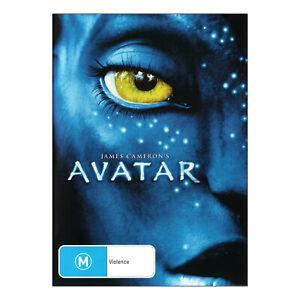 Avatar DVD Brand New Region 4 Aust. - Sam Worthington, Zoe Saldana - Free Post
