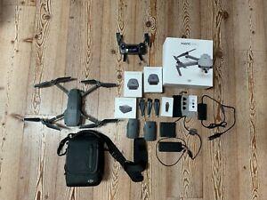 DJI Mavic Pro Fly More Combo Drone Quadricottero - Grigio
