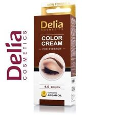Delia Henna Brown Cream for Eyebrow & Eyelashes, 30 ml