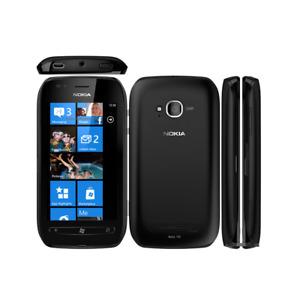 Original Nokia Lumia 710 Unlocked WIFI 3G GPS 5MP 3.7'' 8GB Internal Storage