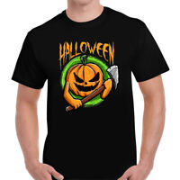 Halloween Spooky Scary Popular Design T-shirt Tee Mens Unisex Top Tshirt - 18