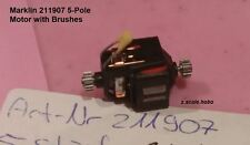 Marklin Z Scale 211907 5 Pole Motor Upgrade ICE Electric Locomotive *NEW $0SHIP