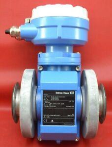 "ENDRESS+HAUSER PROMAG 10 L Flow Meter Sensor 10L50-ULGA1AG0AXXX DN50 2"""