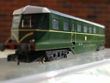 Graham Farish 371-625a BR Brunswick Green EX GWR Diesel Railcar LOCO W30w MIB NL