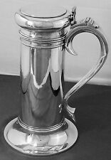 COCKTAIL SHAKER BY CREIGHTON & CO, NEW YORK,  STERLING SILVER