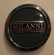 MILANNI C-229-1 CHROME WHEEL CENTER CAP