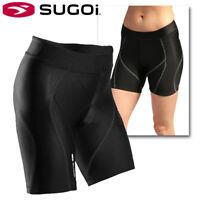 Sugoi RS Women's Cycling Shorts - 38384F - Black - XS, S, L