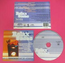 CD Compilation Relax & Dance Vol.3 TOTAL WIPES TIFFANY MARC P no lp mc vhs(C43)
