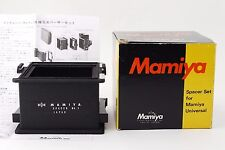 Mamiya Spacer No.1 for Universal w/box From Japan *157461