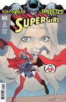 Supergirl #37 DC COMICS 2019 COVER A 1ST PRINT KEY! INFECTED