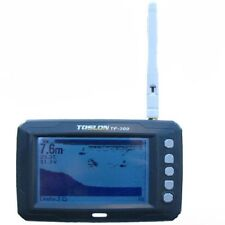Toslon TF300 Wireless Fishfinder NEW Carp Fishing Bait Boat Feature Finder