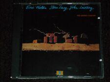 Eric Watson Steve Lacy John Lindberg The Amiens Concert (CD, 1987, Label Bleu)