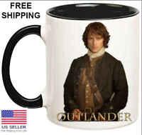 Outlander, Birthday, Christmas Gift, Black Mug 11 oz, Coffee/Tea