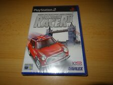 LONDON RACER 2 II SONY PLAYSTATION 2 Ps2 Versione PAL NUOVO SIGILLATO